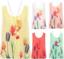 Floral Collared Polyester Tops & Shirts Plus Size for Women