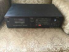 Rare Vintage Stereo Cassette Tape Deck Player Recorder Toshiba PC-G22