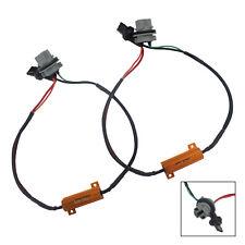 2x T20 W21W Module Canbus LED Anti Erreur OBD Anti Scintillement Resistance 50W