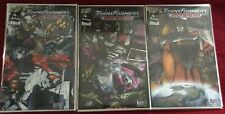 Transformers ARMADA 1-3 DW Comics NM Gemini Shipping