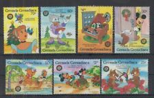 L813. Grenada - MNH - Cartoons - Disney's - Christmas