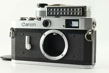 【NEAR MINT】 Canon P 35mm Rangefinder Film Camera + Meter from Japan #1824