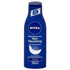 NIVEA Rich Nourishing Body Moisturiser for Dry Skin 250ml