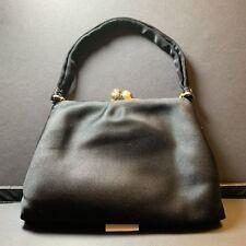 Vintage Gucci Black Handbag