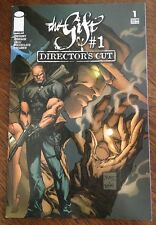 THE GIFT #1 DIRECTOR'S CUT COMIC - UNREAD BRIAN BUCCELLATO IMAGE