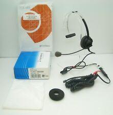 Plantronics P51N Polaris Supra Mono Soft Ear Cushion Noise-Canceling Headset