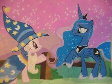 My Little Pony FiM 'Advice From Starswirl the Bearded' Twilight Sparkle & Luna