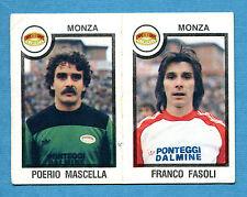 CALCIATORI PANINI 1982-83 Figurina-Sticker n.490-MASCELLA#FASOLI-MONZA-New