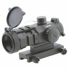 Burris 132 Prism Optic Scope 1x CQC Red Dot Waterproof Magnifier Aim Sight