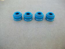"Fits Honda NX650 NX 650 ""1988 & 1989"" - VITON Valve Seals - Set of 4 - NEW!!"