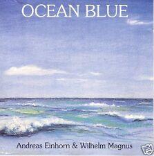 ANDREAS EINHORN & WILHELM MAGNUS ocean blue CD Intersound Rec 1994 SMOOTH JAZZ