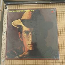 TOWNES VAN ZANDT OUR MOTHER THE MOUNTAIN SUPER RARE OG 1978 PRESS IN SHRINK OIS