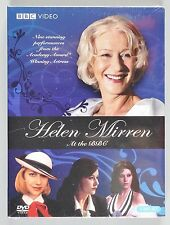 Helen Mirren At the BBC 5 Disc DVD Set NEW Sealed 2008