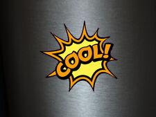 1 x adhesivo Cool! Bang Boom Pang hechizo cómic sticker tuning decal Fun gag