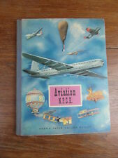 ALBUM N.P.C.K. AVIATION 1948 NESTLE PETER CAILLER KOHLER Complet TRES BEL ETAT