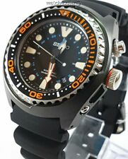 SEIKO PROSPEX BRAND NEW MEN'S KINETIC GMT 200m DIVERS WATCH SUN023P1