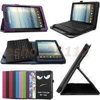 Folio Cover Case for RCA 10 Viking II / Pro / Cambio W101 V2 10.1 inch Tablet PC