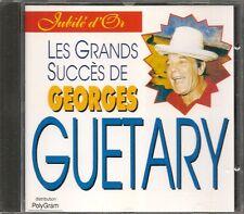 CD COMPIL 17 TITRES--GEORGES GUETARY--LES GRANDS SUCCES DE GEORGES...