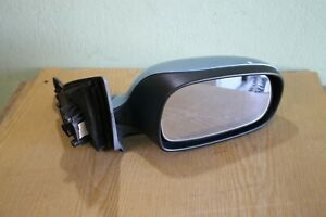 SAAB 9-3 YS3F MY2008 RIGHT DOOR WING ELECTRIC MIRROR ICE BLUE 304 # 12796552