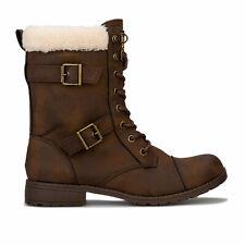 Womens Rocket Dog Billie Graham Boots In Brown