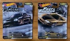 2020 Hot Wheels Fast and Furious Tuners Nissan Silvia S15 & Nissan 240SX S14