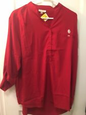 UG Apparel Oklahoma Sooners Women's Tunic Style Blouse Size XL Relaxed Fit