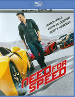 Need for Speed-DreamWorks-(Blu-ray Disc)-Aaron Paul,Dominic Cooper,Scott Mescudi