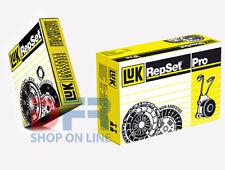 627302400 LuK Kit frizione JEEP CHEROKEE (KJ) 2.5 CRD 4x4 143 hp 105 kW 2499 cc