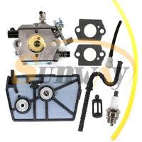 Carburateur Filtre à Air pour Stihl 028 028AV 028WB Tronçonneuse Walbro WT-16B