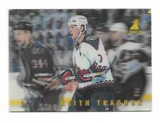 1996-97 McDONALD'S PINNACLE ICE BREAKERS # 13 KEITH TKACHUK !!