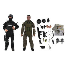"""1/6 Army Combat SWAT & Medic Soldier 12"""" Action Figure Model Male Doll Toy"""