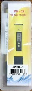 ISAIBELL PEN PH-O2 Pen-type PH Meter