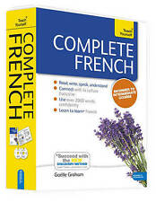 Complete French Beginner to Intermediate Book and Audio Course: Learn to Read, Write, Speak and Understand a New Language with Teach Yourself by Gaelle Graham (Mixed media product, 2012)