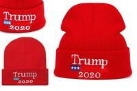 [RED] Ski Cap Republican 2020 Election Support Donald Trump 2020 Warm Beanie