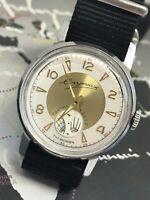 Watch Pobeda Sputnik  Vintage Soviet Wrist Watch Mechanical watch USSR Serviced&