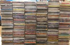 Job lot box of about 290 ex-library CDs