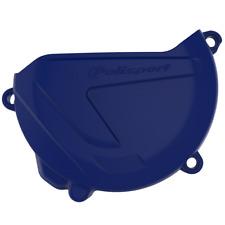 Apico Embrague Cubierta Protector De Yamaha YZ250 00-18, YZ250X 16-18, WR250 16-18 Azul