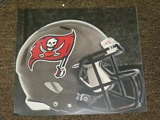 "TAMPA BAY BUCCANEERS HELMET NFL Fathead Wall Graphics 11"" x 9""  (Poster/Sticker)"