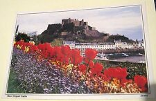 United Kingdom Jersey Mont Orgueil Castle ACG 01 Gallie - posted 1990