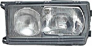 HELLA Mercedes W123 1979-1985 Scheinwerfer Linse Links