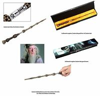 Albus Dumbledore 2 Zauberstab+Box34cm (Replikat) Harry Potter