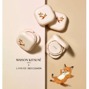 Maison Kitsune X Laneige Neo Cushion Limited Edition Eco Bag Pouch