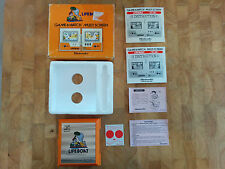 NINTENDO 1983 GAME AND WATCH **LIFEBOAT** boxed+French and English Instruction!