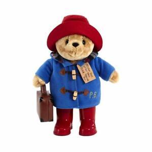 Paddington Bear Large Classic with Boots & Suitcase