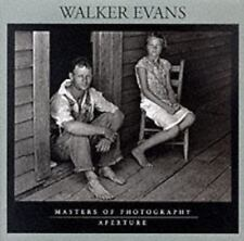 Walker Evans : Aperture Masters of Photography - NEW