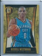 Russell Westbrook Original Single Basketball Trading Cards