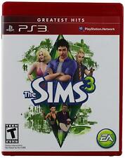 The Sims 3 [ Greatest Hits ] - PlayStation 3, PS3 - Brand New