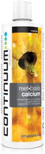 Continuum Reef Basis Calcium 250ml - For all Marine Fish and Reef Aquarium