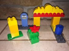 Lego Duplo 5815 Flo's V-8 Cafe Disney Cars; Replacement Pieces/ Not Complete!