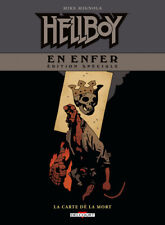 Hellboy en enfer 2 Limited OHC Exclusive B&W (Hellboy In Hell) Delcourt comics